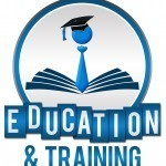 Graphic depicting education and training and how important it is to a person's development and career aspirations
