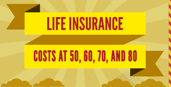 Life Insurance For Seniors Older Than 50, 60, 70 or 80