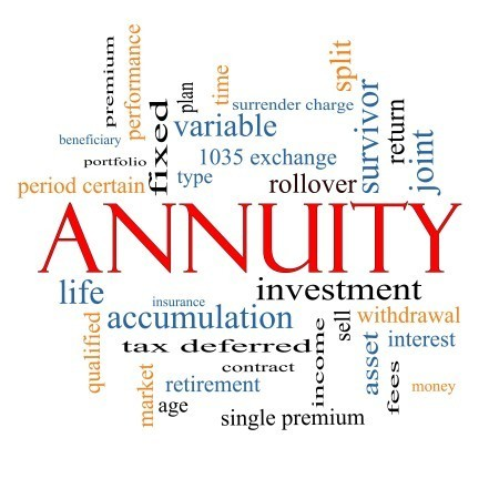 Whether fixed or variable, an annuity has many definitions. Does it have a place in your financial plan?