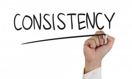 Being consistent in your investing on a monthly basis is critical to your long term investing success