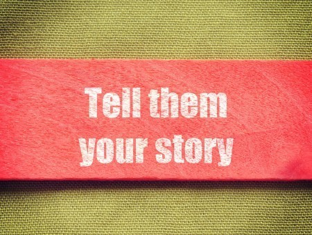 When marketing your business it is important to tell your customers your story. What is your company about? What products or services do you sell? Why do you sell them and what connection do you have with the customers?