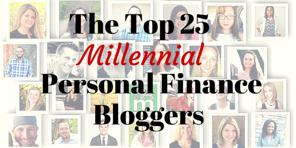 The Top 25 Millennial Personal Finance Bloggers You Should Be Following in 2016
