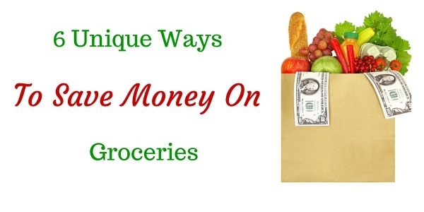 6 Unique Ways to Save Money on Groceries