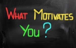 What are the things that motivate you?
