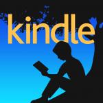Kindle reading app logo