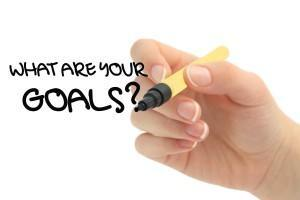 Goal setting that is reasonable and achievable