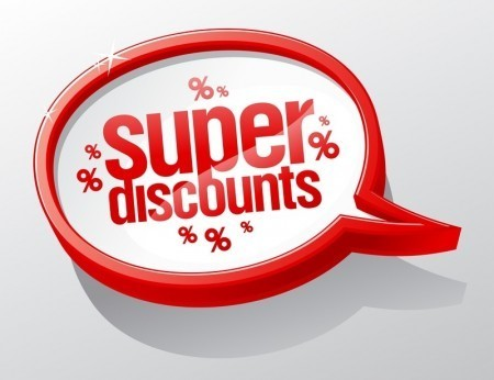 Asking for a discount when getting your small business off the ground can be very powerful and save you lots of money