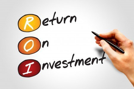Making a return on your investment is the whole point of putting your money to work