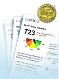 There is only one place where you can get a real FICO score and that is myFICO.com