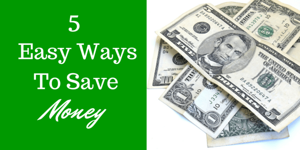 Saving money doesn't have to be hard here are some easy tips to save your hard earned cash