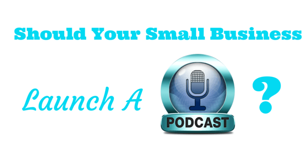 Deciding whether or not to start a podcast for your business is a tough decision. We discuss whether you should start a podcast to compliment your marketing strategy