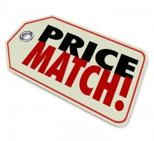 Using a store's price match policy can be a great cost savings advantage