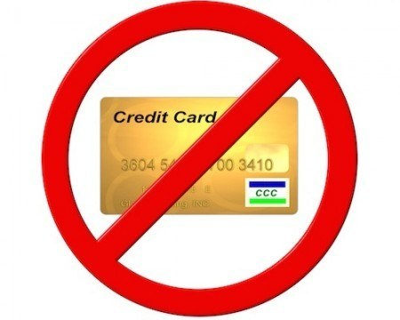 Perhaps the best move you can make financially is to stop using credit cards