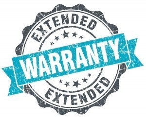 Extended warranty on a car you are buying